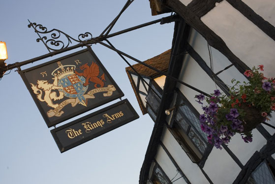 Kings Arms Exterior