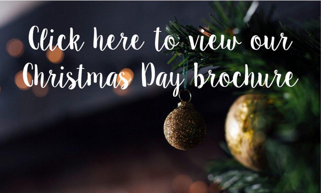 Christmas Day Brochure
