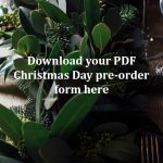 PDF Christmas Day Pre-order Form