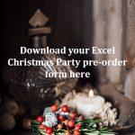 Excel Party Pre-order Form